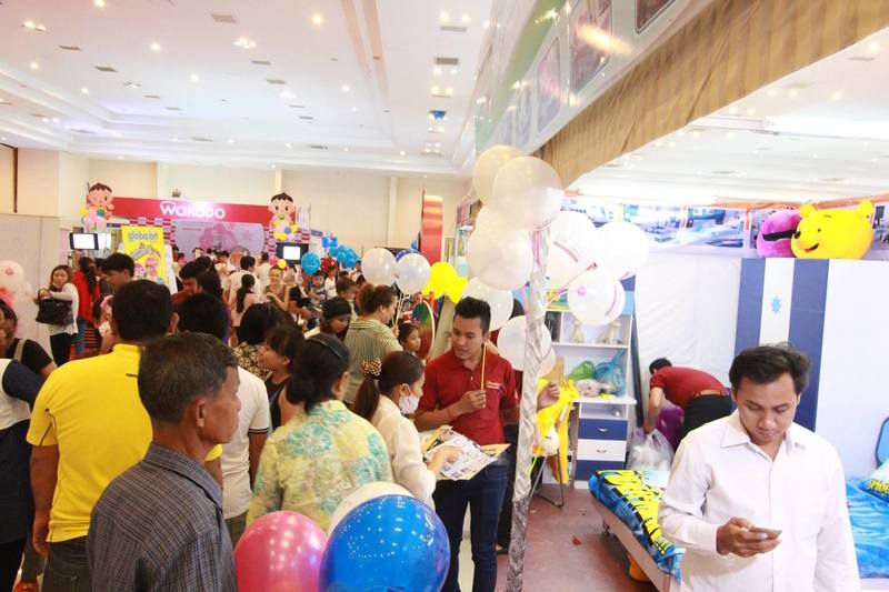 Koh Pich Kids Fair 2015